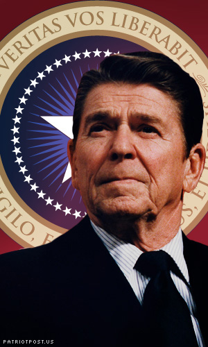 God Bless President Ronald Reagan